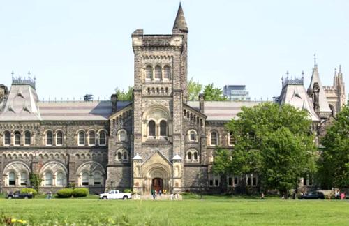 Đại học  Toronto, Canada. Ảnh: cbc.