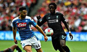 Liverpool 0-3 Napoli