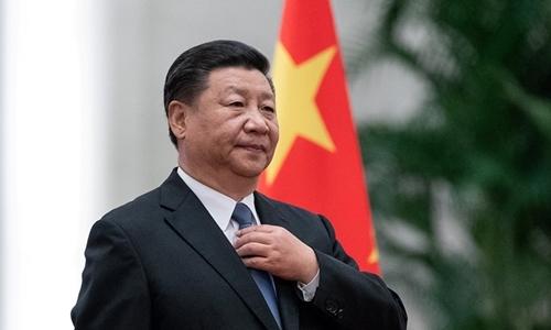 Chủ tịch Trung Quốc Tập Cận Bình tại Bắc Kinh tháng 8/2018. Ảnh: Reuters.