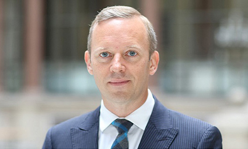 Đại sứ Anh tại Việt Nam Gareth Ward. Ảnh: Đại sứ quán Anh.