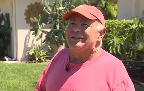 Phil Fraumeni, chủ nhân ngôi nhà mặt đường bị người lạ dùng điện chùa.