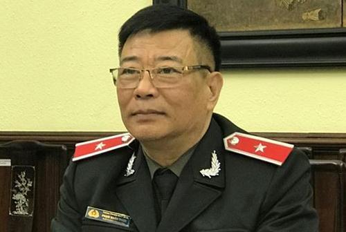 Ông Phạm Xuân Phúc. Ảnh: VT.
