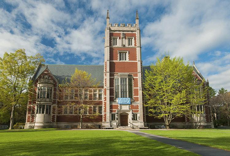 Đại học Bowdoin. Ảnh: Brunswick
