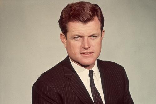 Ted Kennedy tại Mỹ vào năm 1969. Ảnh: People.