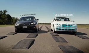 Thiết bị siêu giảm xóc dành cho ôtô tại Mỹ