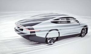 Ôtô điện tự sạc bằng năng lượng mặt trời đầu tiên trên thế giới