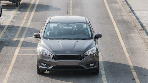 Ford Focus tại nhà máy ở Hải Dương.