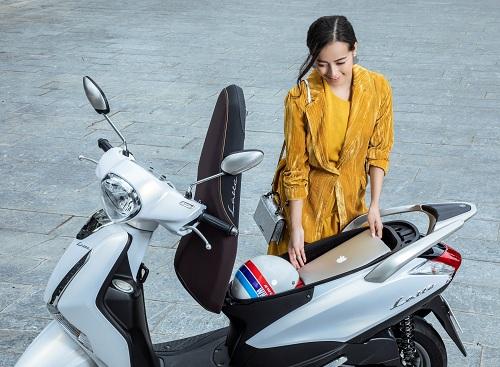 Dấu ấn phong cách riêng phù hợp nữ giới của Yamaha Latte - 5