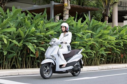 Dấu ấn phong cách riêng phù hợp nữ giới của Yamaha Latte - 4