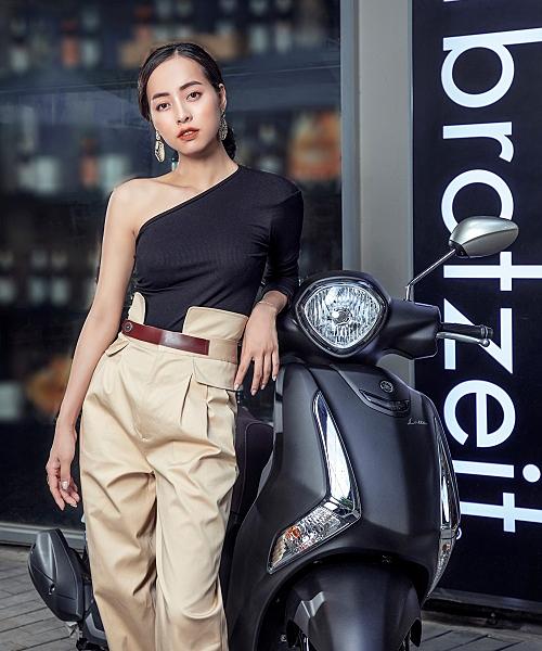 Dấu ấn phong cách riêng phù hợp nữ giới của Yamaha Latte - 1