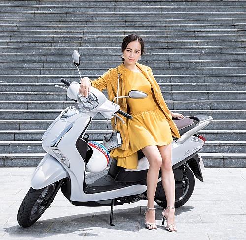 Dấu ấn phong cách riêng phù hợp nữ giới của Yamaha Latte