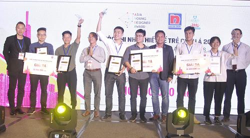 Cuộc thi thử tháchkhả năng sáng tạo của sinh viên kiến trúc và nội thất trên 15 quốc gia châu Á.