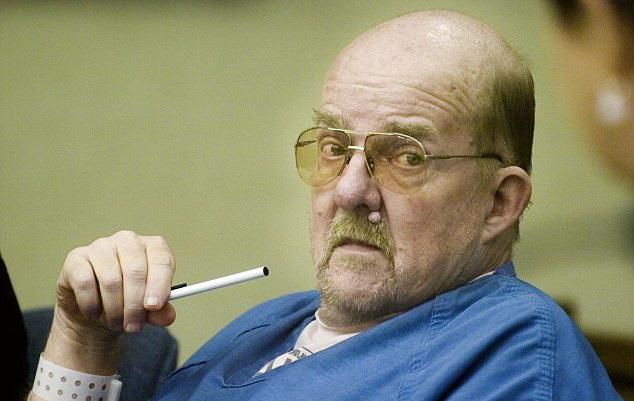 Mike Kuhnhausen tại tòa. Ảnh: AP.