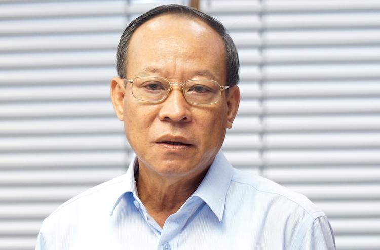 Thứ trưởng Công an, thượng tướng Lê Quý Vương. Ảnh: HT