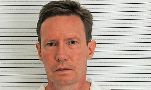 Nghi phạm giết vợ Peter Chadwick. Ảnh: Cảnh sát Mỹ.
