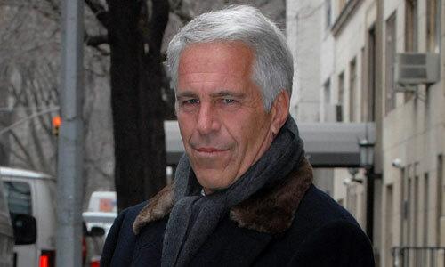 Jeffrey Epstein trước khi bị bắt. Ảnh: WP.
