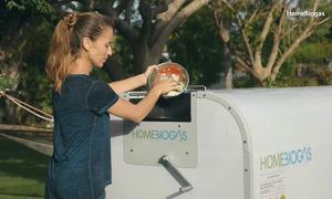 Thùng rác 'biến' chất hữu cơ thành khí đốt ở Israel