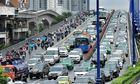 Äầu tÆ° 250 tá»· xây 34 trạm thu phí ôtô, trung tâm Sài Gòn có bá»t ùn tắc?