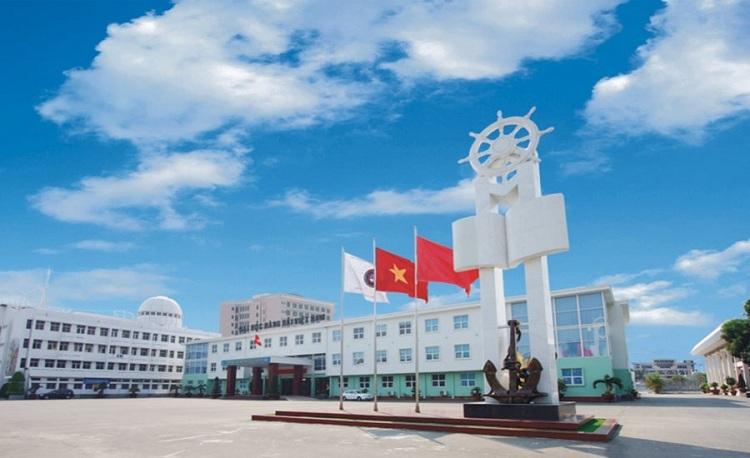 Trường Đại học Hàng hải Việt Nam. Ảnh:vimaru.edu.vn