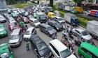 Thu phí ôtô không có tác dụng vá»i taxi công nghá»
