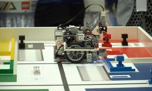 Hơn 400 đội tranh tài cuộc thi robotacon ở TP HCM
