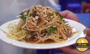 Quán gỏi ghẹ Thái Lan thu gần 1 tỷ đồng mỗi tháng ở Sài Gòn