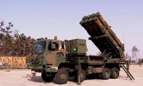 Tổ hợp phòng không  Cheolmae II của Hàn Quốc. Ảnh: Global Security