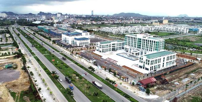 Trung tâm hành chính hơn 650 tỷ đồng ở Thanh Hoá