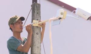 100 'mắt thần' giám sát an ninh các tuyến phố ở Quảng Trị