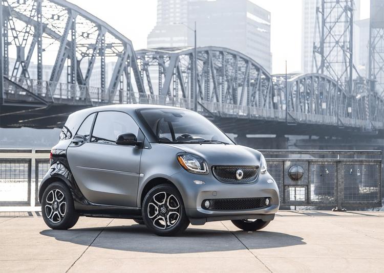 Smart là thương hiệu đứng đầu danh sách ít khách hàng trung thành nhất tại Mỹ.