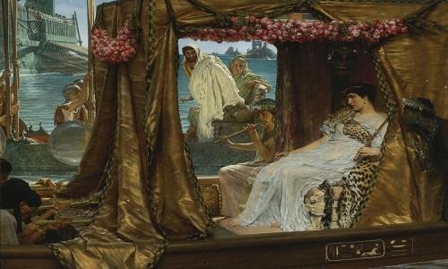 Nữ hoàng Cleopatra. Ảnh: Wikipedia.