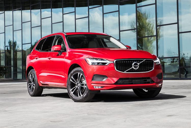 Volvo thuộc 10 thương hiệu ít khách hàng trung thành nhất tại Mỹ.