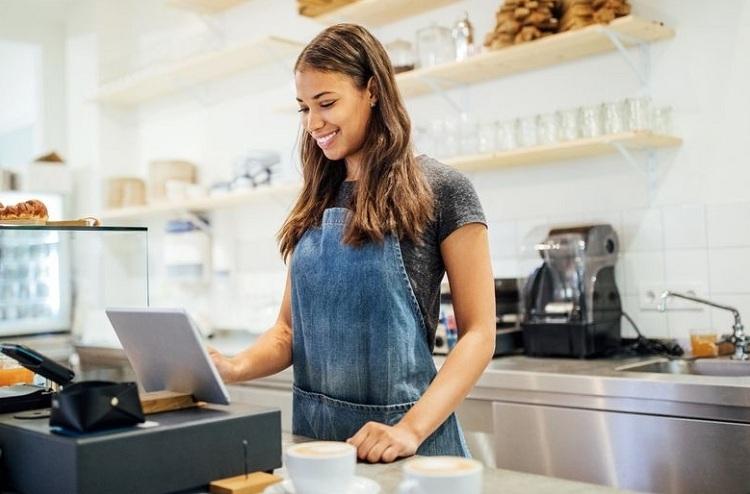 Du học sinh có thể làm bán thời gian tại các nhà hàng, quán cà phê. Ảnh: Tripsavvy