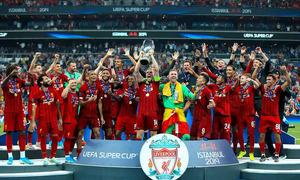 Liverpool 2-2 Chelsea (pen 5-4)