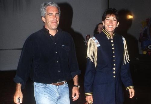 Jeffrey Epstein và Ghislaine Maxwell tại Mỹ năm 1995. Ảnh: CNN.