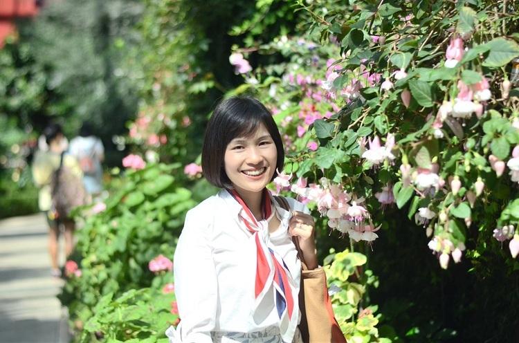 Chị Nguyễn Thị Thu. Ảnh: Nhân vật cung cấp