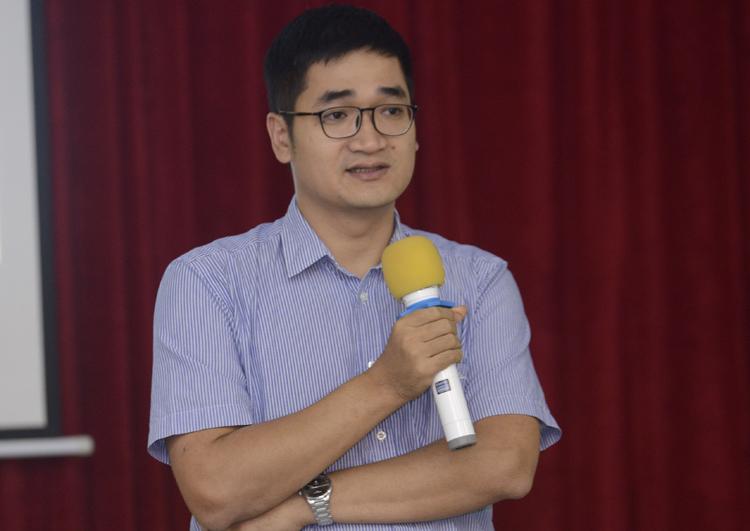Tiến sĩ Trần Quý Hà. Ảnh: VT