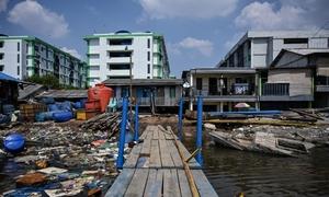 Jakarta - thành phố đứng bên bờ thảm họa bị nhấn chìm