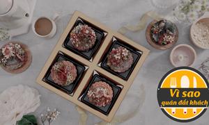Tiệm bánh trung thu handmade sản xuất hơn 5.000 cái mỗi mùa