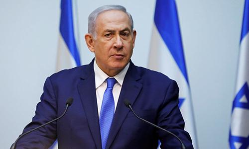 Thủ tướng Israel Benjamin Netanyahu. Ảnh: Washington Post.