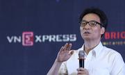 Phó Thủ tướng Vũ Đức Đam: Việt Nam không có lựa chọn ngoài đi nhanh hơn về AI