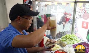 Tiệm bánh mì Kebab thu 30 triệu mỗi ngày ở Hà Nội