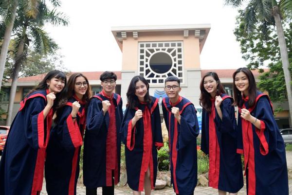 Sinh viên Đại học Quốc gia Hà Nội. Ảnh: VNU