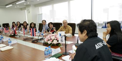 ĐH Hoa Sen có 2 chương trình đạt chuẩn AUN – QA - 1