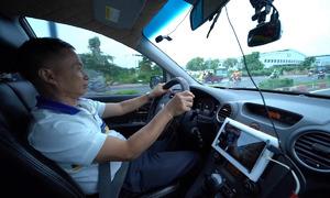 Sinh viên TP HCM chế tạo hệ thống cảnh báo ngủ gật trên ôtô