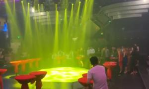 Hơn 100 người sử dụng ma túy trong quán bar ở Bình Dương