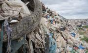Bãi rác quá tải gây ô nhiễm môi trường ở Sầm Sơn