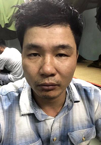 Bị can Vũ Ngọc Vân. Ảnh: Quốc Thắng.