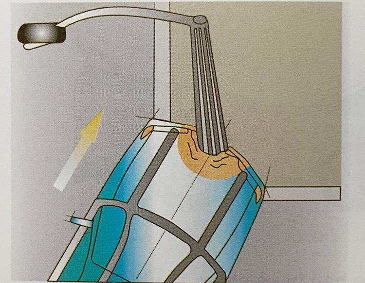 Ôtô đâm như thế nào thì bung hoặc không bung túi khí? - 4