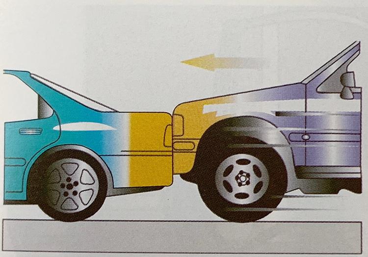 Ôtô đâm như thế nào thì bung hoặc không bung túi khí? - 7